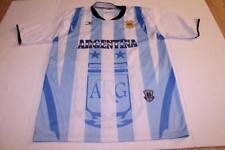 Men's Argentina L Soccer Futbol Jersey Drako Jersey