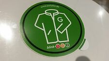 Blink 182 - Take Off Your Pants & Jacket Green Polydor German Promo Rare Sticker