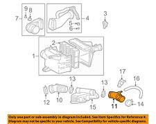TOYOTA OEM 99-00 4Runner 3.4L-V6 Air Cleaner Intake-Hose Duct Tube 1788262010