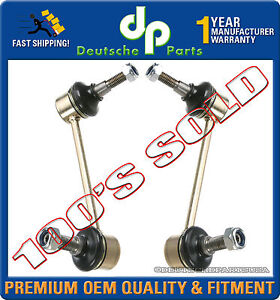 MERCEDES W140 S320 S420 S500 S600 SWAY BAR LINK LINKS LEFT + RIGHT PAIR