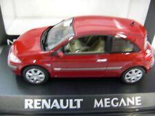 1/43 norev renault Megane Coupe 2006 rojo 517631