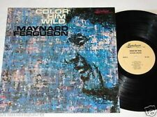 MAYNARD FERGUSON color him wild LP Mainstream Rec. US 1965 mono JAZZ