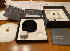 ecobee4 SmartThermostat with Voice Control, 4th Generation, all included, works