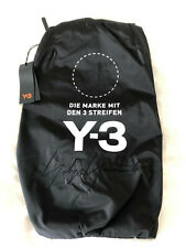 """ADIDAS Y-3 """"YOHJI"""" LIGHTWEIGHT NYLON BACKPACK. BRAND NEW WITH TAGS AND DUST BAG"""