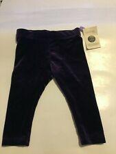 George Baby Purple Velour Leggings 6-12M