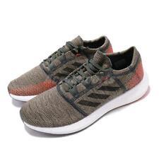 adidas PureBOOST Go Green True Orange Men Running Training Shoes Sneakers D97421