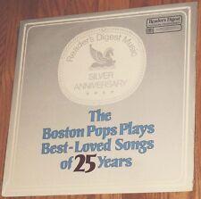 VINYL LP Arthur Fiedler - The Boston Pops Play Best-Loved .. Factory Sealed