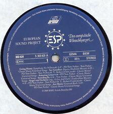 European Sound Project ESP ~ Das Europäische Wunschkonzert >Vinyl LP1989