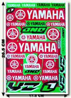 YAMAHA Aufkleber Motorrad Motorradcross Auto-Tuning Vinyl Stickers FX L18