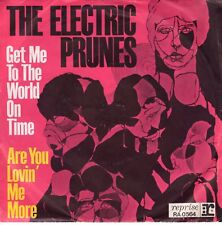 7inch ELECTRIC PRUNES get me to the world on time GERMAN EX   (S0578)