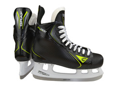 New Graf Pk 2900 Pro Adult Hockey Player Skate Regular Boot Size 7 1/2