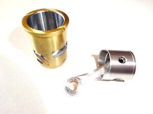 NITRO 1/8 RC TRUGGY HPI F4.6 V2 ENGINE PISTON/CYLINDER SET HPI 1489 NEW