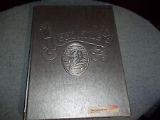 1983 STERLING  REGIONAL HIGH SCHOOL YEARBOOK SOMERDALE NJ ACCOLADE & NEWSPAPER