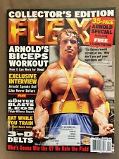 FLEX Bodybuilding Magazine / ARNOLD SCHWARZENEGGER Collectors Edition / 9-03