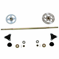 Go Kart Rear Axle Complete Assembly Kits for Mini Kid Atv Electric Quad Buggy Us