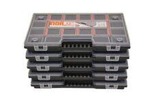 5er Set Sortimentskasten Kleinteile Sortier Box Koffer Sotier Kasten Organizer