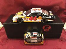 TONY STEWART #44 Shell Oil Company 1998 RCCA Elite 1/24 1/64 HO Car Diecast  SET