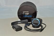 Samsung Gear S3 Frontier 46mm Bluetooth LTE Smartwatch Black/Blue SM-R760 AT&T