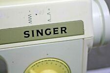 Singer Freiarm-Zickzack-(Koffer)-Nähmaschine 2504 C!