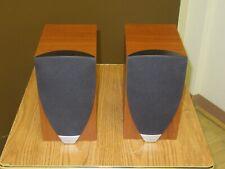 JAMO E 805 bookshelf pair of vintage speaker speakers system