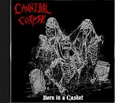 "CANNIBAL CORPSE ""Born in a Casket"" '94 DEATH METAL MORBID ANGEL DEICIDE OBITUARY"