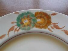 Earthenware Tableware Clarice Cliff Pottery Dinner Plates
