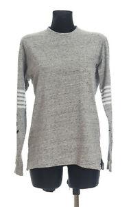 *** Victoria's SECRET PINK *** Women's Grey long sleeved Top T-shirt Size XS