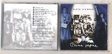 Cd GEN VERDE Prime pagine Città Nuova 1996 Xian prog Gen Rosso Musica cristiana