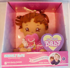 """MY FIRST BABY, Snuggly Soft Doll w/ Magnetic Pacifier by ADORA, 14"""", NEW"""