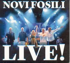NOVI FOSILI Cd Live 2013 Uzivo Best Hit Croatia Milena Hrvatska Rajko Dujmic