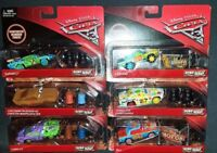 CARS 3 - DEMO DERBY SUPERFLY JAMBALAYA BILL LIABILITY - Mattel Disney Pixar