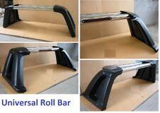 Nissan Navara D22 D40 NP300 Acier Inoxydable Sports Field Roll Bar chrome M238