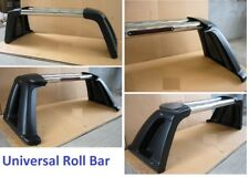 NISSAN Navara D22 D40 NP300 acciaio inox Sport ACCESSOR in roll bar cromato M238