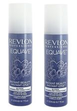 Revlon Equave démêlant crème blonde 200ml x2