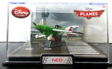 Disney Planes Ned Die Cast in acrylic display case