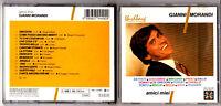 GIANNI MORANDI AMICI MIEI, BattistiCoccianteMogolTenco CD Germany1987