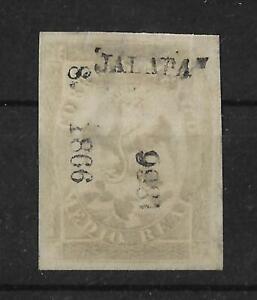 MEXICO Y&T # 19aB MINT NG JALAPA 1866