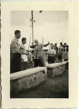 PHOTO ANCIENNE - VINTAGE SNAPSHOT - SPORT TIR À L'ARC LOISIRS - ARCHERY 1953 1