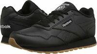 Reebok Womens CL HARMAN RUN Low Top Lace Up, Us-black/Steel/Gum, Size 7.5 sxv6