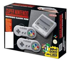 Nintendo Classic Mini SNES 512MB Gray Console