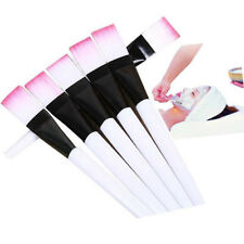 2PCS Makeup Mask Brushes Facial Face Mask Mud Mixing Brush Skin Health Care Tool