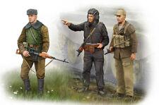 Soviétique soldat-afghane War 1/35 Trumpeter