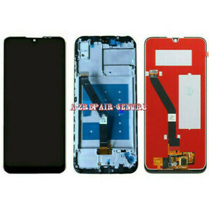 For Huawei Y6/Y6 Prime/Y6 Pro 2019 LCD Touch Screen Digitizer Replace Part+Frame