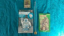 BIGFOOT SASQUATCH YETI YOWIE LOT Grow a YETI, necklace, air fresh, playing cards