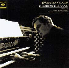 BACH : THE ART OF THE FUGUE - GLENN GOULD / CD - TOP-ZUSTAND