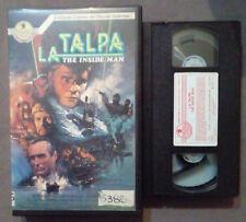 VHS FILM Ita Azione/Spionaggio LA TALPA The Inside Man ex nolo no dvd(VH52)