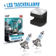 Philips H7 X-Treme Vision +130% 12972xv+B1 2 piezas OSRAM CUBY LED LINTERNA