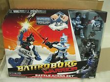 New Battroborg Warrior Battle Arena- Knight Vs Viking T60818