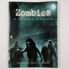Dark Osprey Zombies A Hunter's Guide by Joseph A. McCullough 2010 Paperback