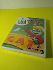 LeapFrog: Talking Words Factory (DVD) NEW SEALED Free Ship ~ Pre Reading